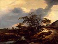 Пейзаж с Дюнами