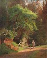 У родника. 1870