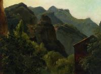 Склон в долине Сент-Винсент (Оверн)