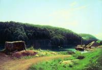 На острове Валааме.