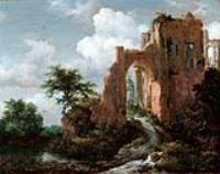 Голландские Входные Ворота замка Бредерод