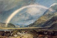 Замок Килчерн, горы Кручан Бен, Шотландия, полдень