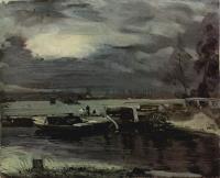 Лодки на реке Стоур