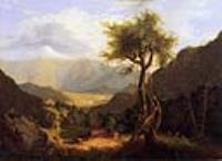 Вид на Белые горы
