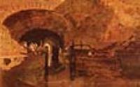 Туннель на канале вблизи Лидса