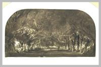 Каштановая аллея (зарисовка)