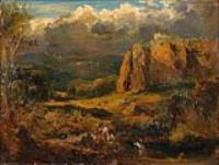 Скалы Малхек в Долине Сент-Винсент
