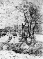 Страница из набросков, использованных в 1814 году