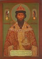 Великий князь и русский царь, предпоследний из династии Рюриков