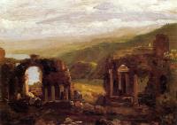Руины Таормины