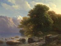 Озеро Тун