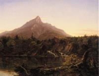 Горная вершина Корвей, Нью-Хэмпшир