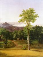 Хижина в лесу, Северный Конвей, Нью-Хэмпшир