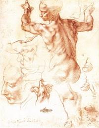 Подготовительные рисунки (Микеланджело)
