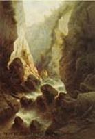 Дарьяльское ущелье.