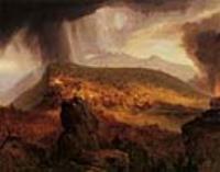 Дом в горах Кэтскилла, Четыре элемента