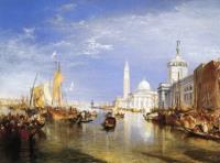 Венеция, Догана и Сан Джорджо Маджоре