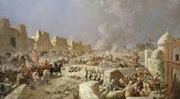 Вступление русских войск в Самарканд 8 июня 1868 г. (Н.Н. Каразин, 1888 г.)