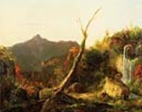 Осенний пейзаж (гора Чокоруа)