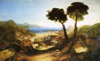 Залив в Байи с Аполлоном и Сивиллой