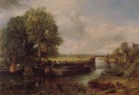 Вид на реку Стоур в окрестностях Дедхэма