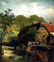 Вестфальская водяная мельница