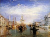 Гранд-Канал, Венеция, гравюра Вильяма Миллера