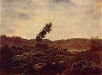 Вид на Барбизон