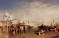 Вид на Венецию с канала Гуидекка