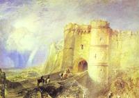 Замок Карисбрук, Остров Уит
