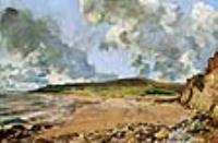 Залив Веймаут под солнцем