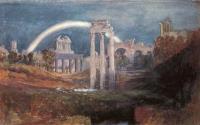 Рим, Радуга над Форумом