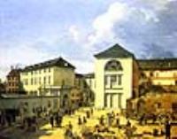 Старая Академия в Дюссельдорфе