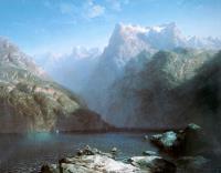 Озеро Люцерн (голубая симфония)