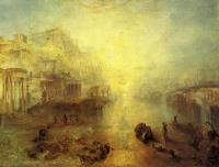 Древняя Италия. Овида изгоняют  из Рима.