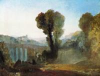 Закат солнца в Арицции