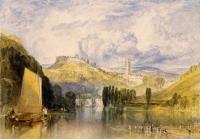 Тотнес на реке Дарт