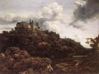 Замок Бентхейм.