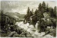Поселок лесорубов