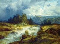 Штурм горной реки