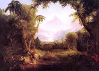 В Эдемском саду