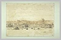 Вид в горах Жирар