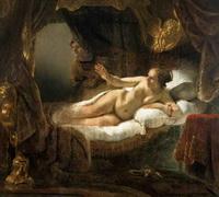 Даная (Рембрандт, 1636 г.)