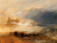 Берег кораблекрушений в Нортумберленде