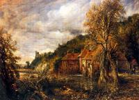 Мельница и замок Арундел