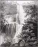 Водопад в Кэтскилле