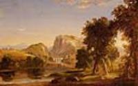 Зарисовка для картины Мечта об Аркадии