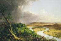 Вид с горы Холиок