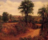 Дорога около Дедхэма