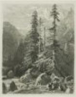 Альпийский пейзаж1